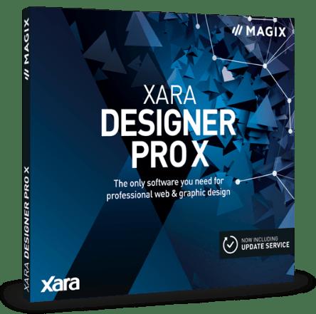 Xara Designer Pro Box