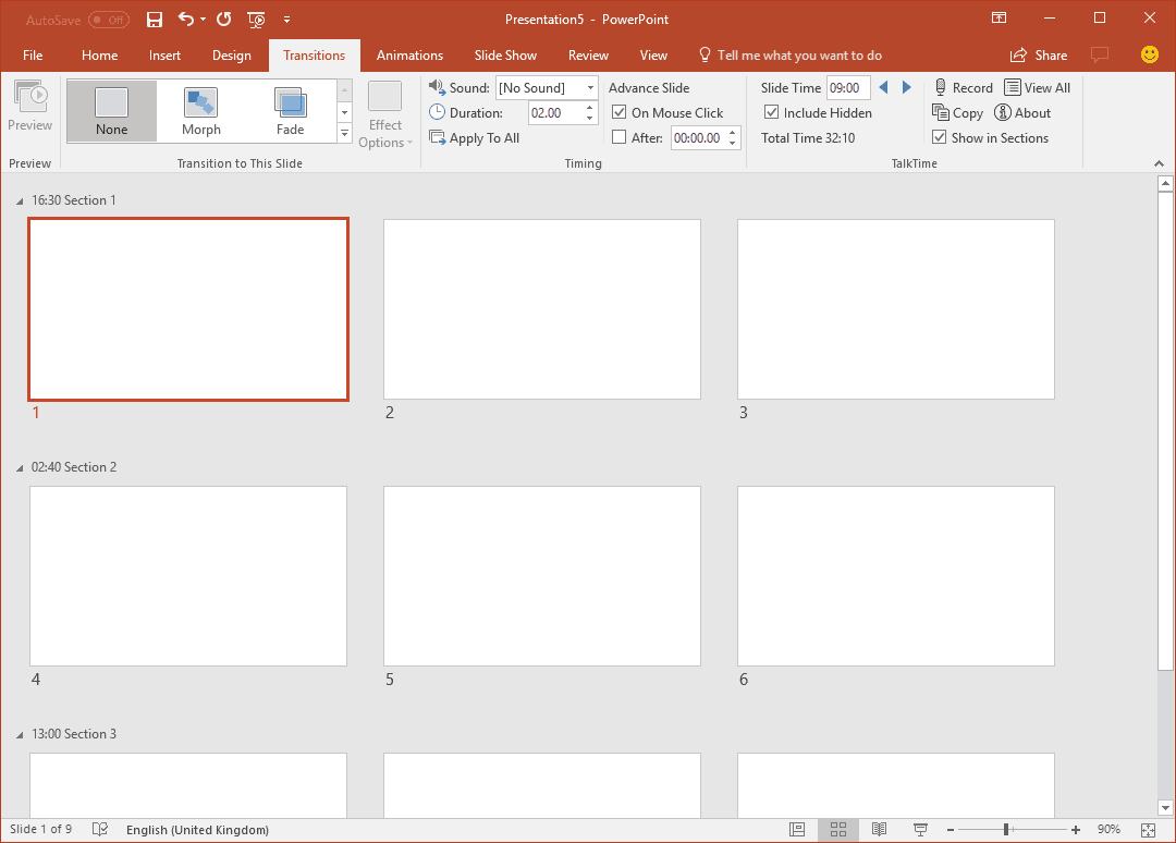 TalkTime for PowerPoint